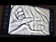 Embedded thumbnail for GAVeCeLT - Visualizzazione di vene superficiali con tecnologia NIR (Veinsite)