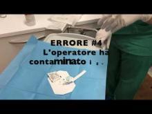 Embedded thumbnail for Medicazione PICC - Trova gli errori (la soluzione)