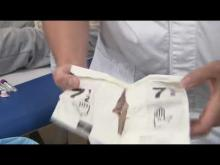 Embedded thumbnail for Cambio medicazione PICC in paziente pediatrico